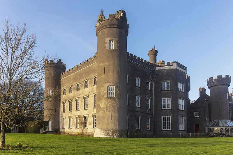 Tullynally Castle Gardens - Photo by Anna Allen